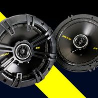 Kicker CS65 6-1/2″ Coaxial Speakers