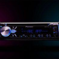 Pioneer CD Built In Bluetooth Apple® iPod® Ready