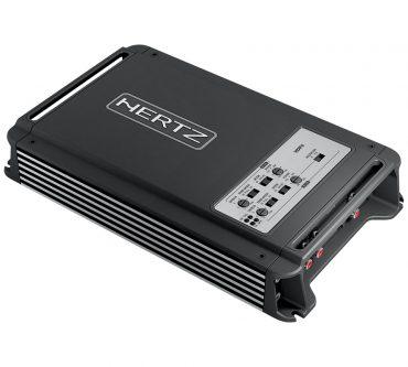 Hertz HDP 4 Class D 4-Channel Amplifier 1000W