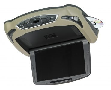 iSeries Overhead Entertainment System