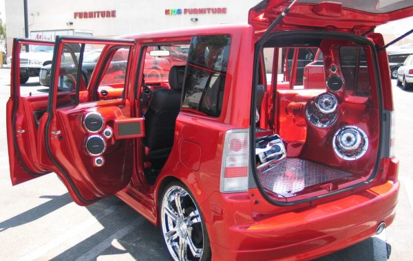 Scion XB Project
